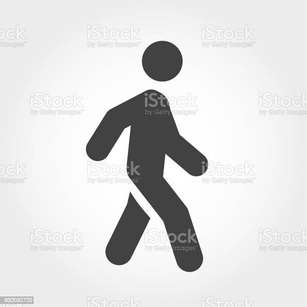 Walking stick figure icon iconic series vector id532032720?b=1&k=6&m=532032720&s=612x612&h=hl cl3iz58uemxbusadvp gqicynqgz4tzy7a4y4vhs=