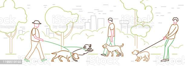 Walking the dog vector id1199519193?b=1&k=6&m=1199519193&s=612x612&h=pys2atehs5m2pcf1tlbabnmcffyqxwl jdj0mqidgza=