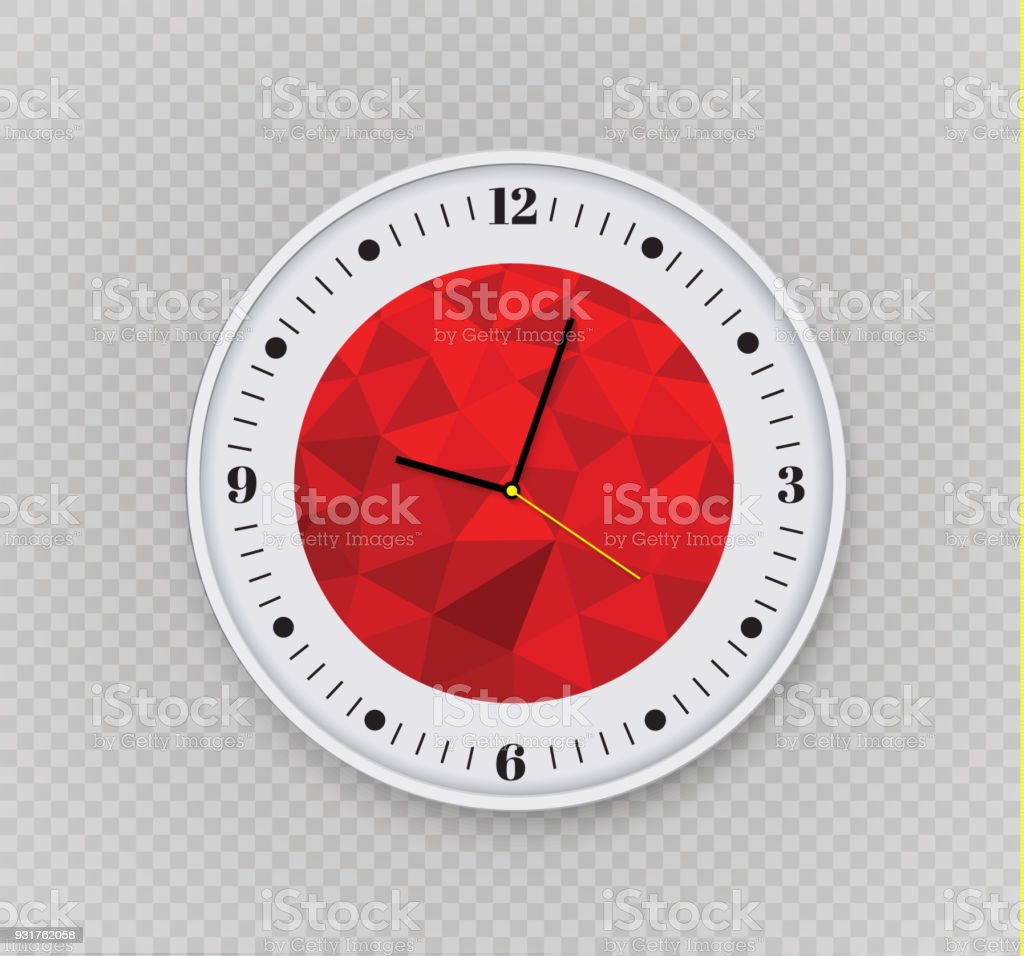 Wall clock office template design in vector closeup the layout for wall clock office template design in vector closeup the layout for branding and advertising urtaz