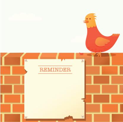 Wall Reminder