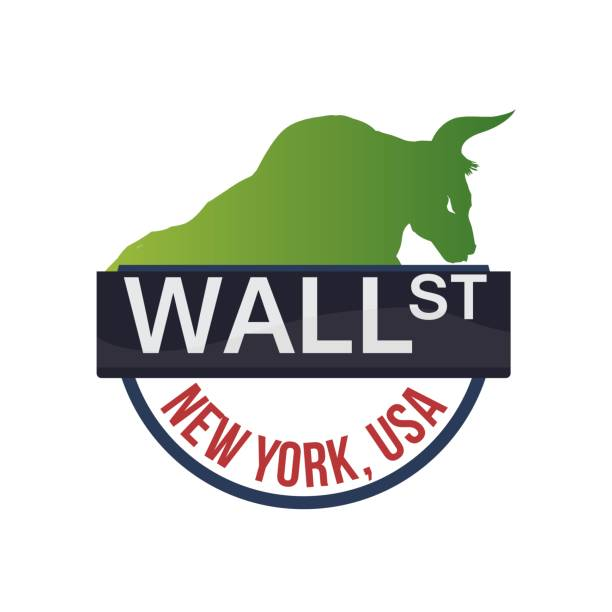 wall street new york bull wall street new york bull vector illustration eps 10 wall street stock illustrations