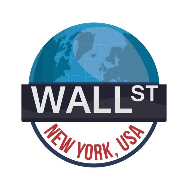 wall street new york world investment wall street new york world investment vector illustration eps 10 wall street stock illustrations