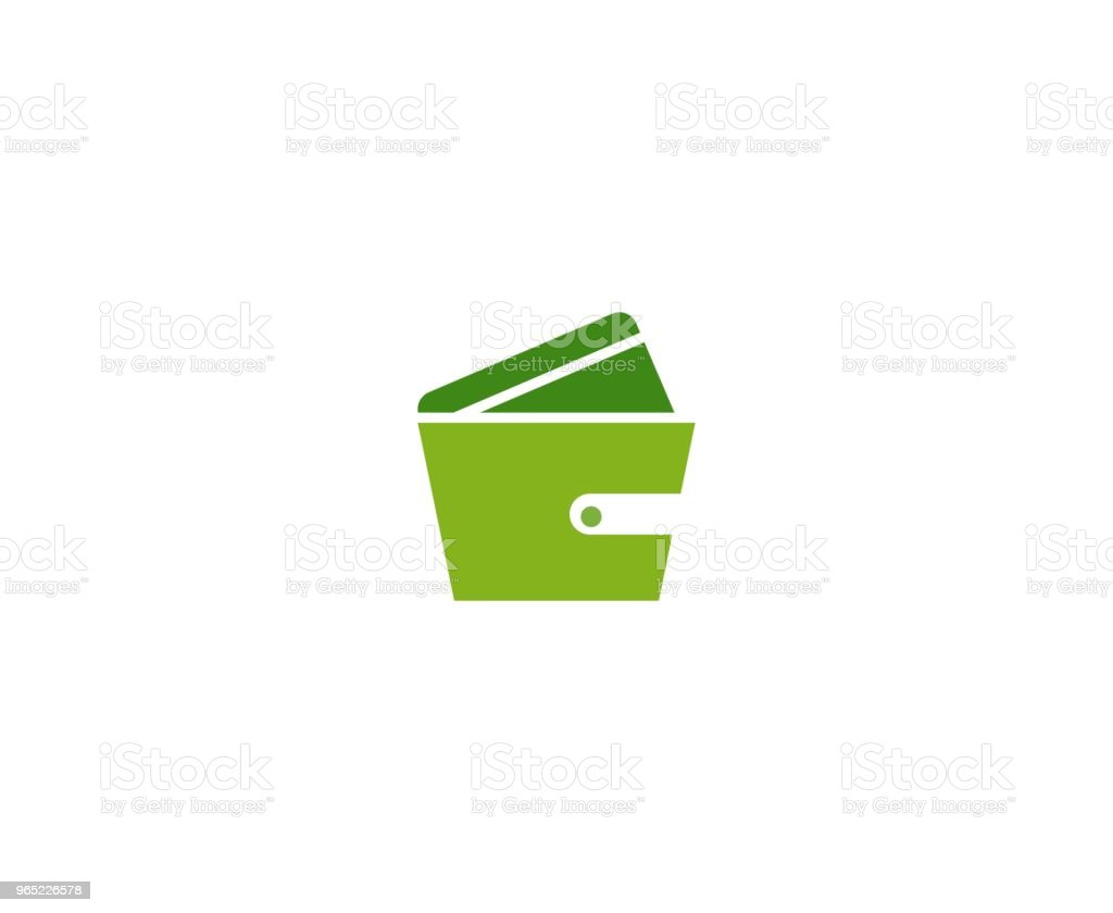 Wallet icon royalty-free wallet icon stock vector art & more images of abstract