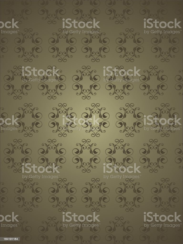 Wallpaper for home royalty-free stock vector art