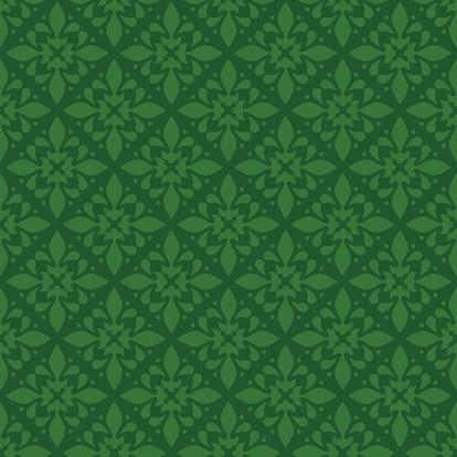 Wallpaper Motif Seamless Pattern