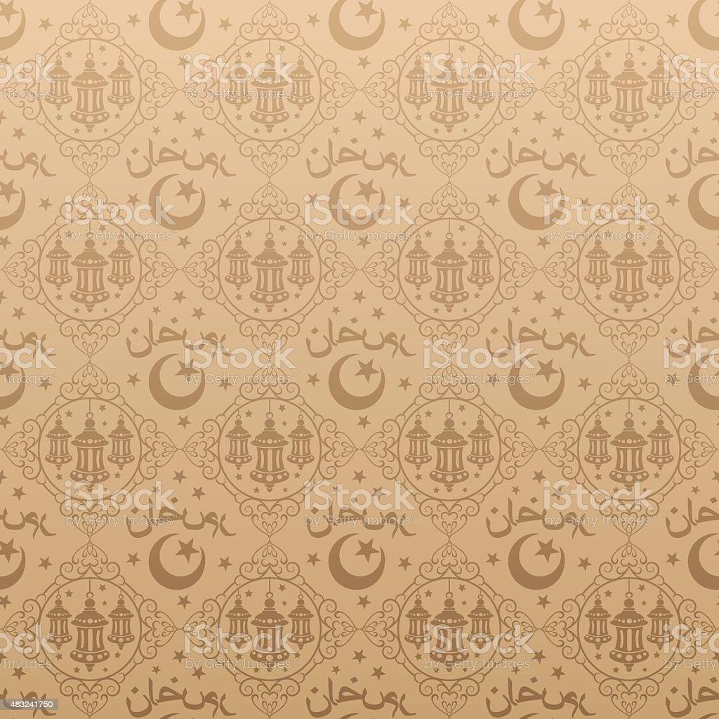 tapete muster im asiatischen stil stock vektor art und. Black Bedroom Furniture Sets. Home Design Ideas