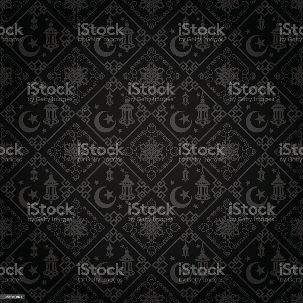 Motif De Papier Peint Style Asiatique Cliparts Vectoriels Et Plus