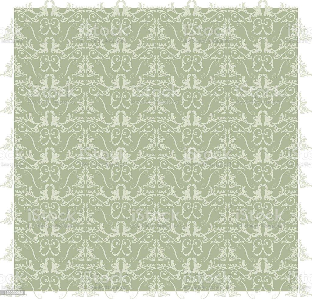 wallpaper pattern royalty-free stock vector art