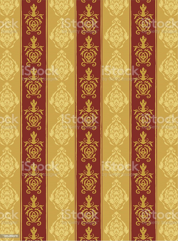 Wallpaper Red And Gold