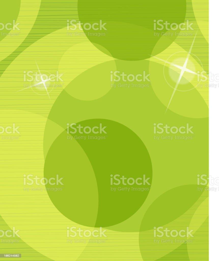 Wallpaper vector art illustration