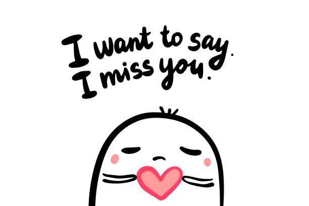 miss you sprüche