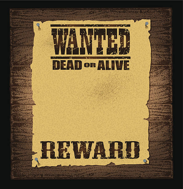 royalty free wanted poster clip art vector images illustrations
