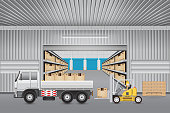 warehouse and transportation
