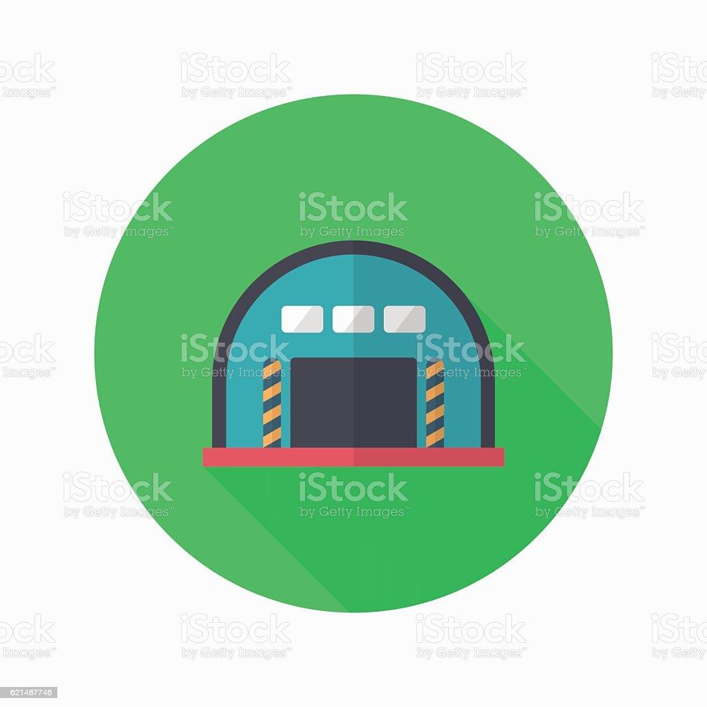 Warehouse icon warehouse icon – cliparts vectoriels et plus d'images de affaires libre de droits