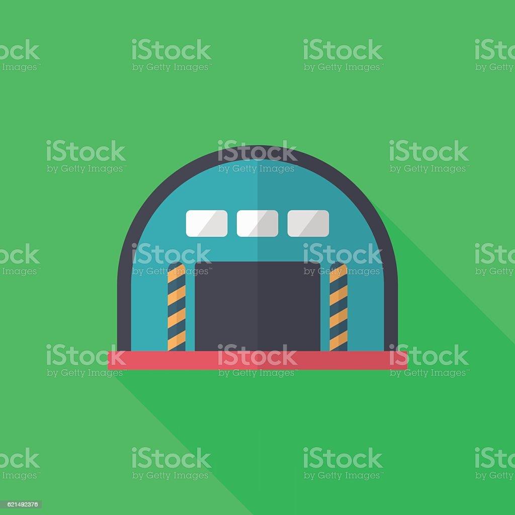 Warehouse icon warehouse icon - immagini vettoriali stock e altre immagini di affari royalty-free