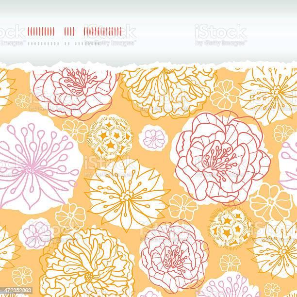 Warm day flowers horizontal decor torn seamless pattern background vector id472352863?b=1&k=6&m=472352863&s=612x612&h=vuakwazzeb hfeocantwecwvljjtm5vsqxpff86krxs=