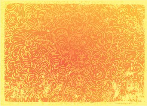 warm sensation pattern