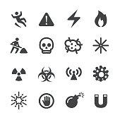 Warning and Hazard Icons - Acme Series