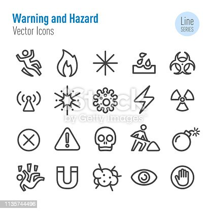 Warning, Hazard,