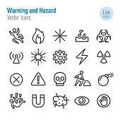 Warning, Hazard,