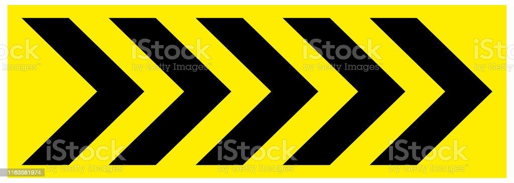 warning sign danger icons