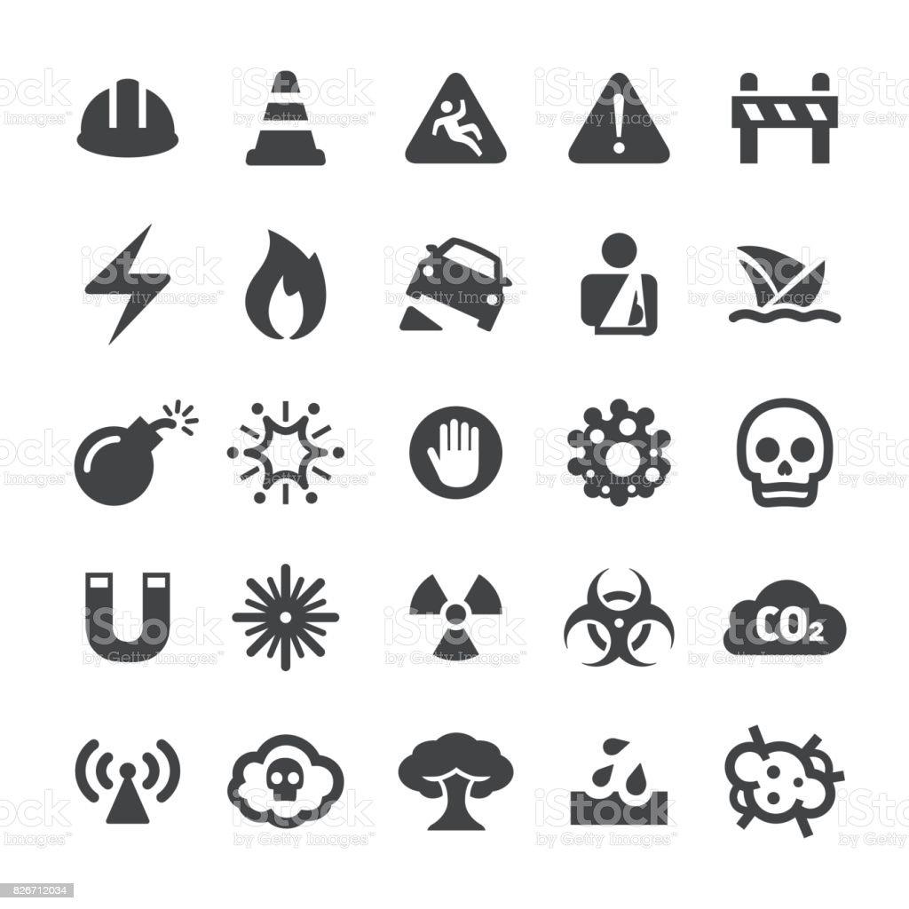 Warning Icons - Smart Series