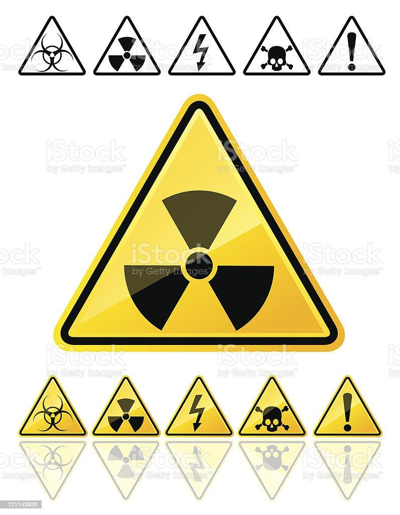Warning symbols royalty-free warning symbols stock vector art & more images of biochemical weapon