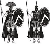 Warriors series - Spartans