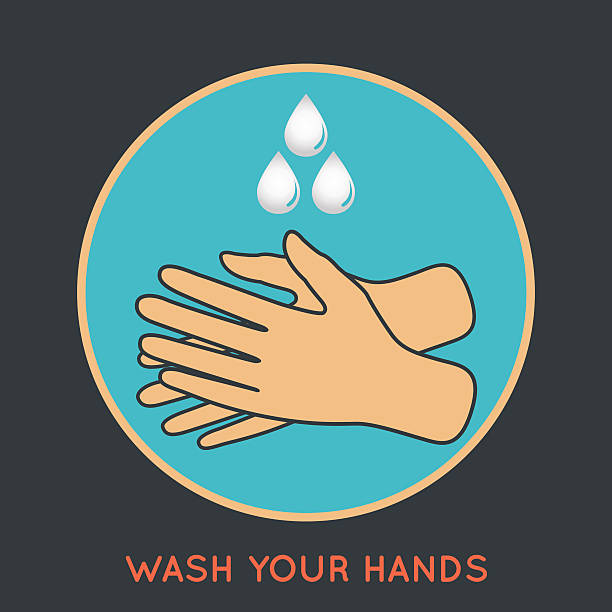 Royalty Free Washing Hands Clip Art Vector Images Illustrations