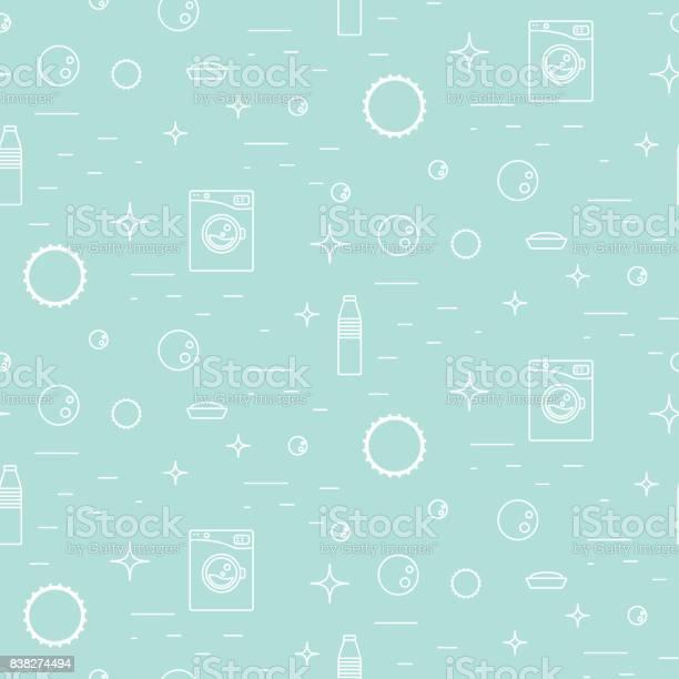 Washing machine and soap bubbles thin line seamless pattern vector id838274494?b=1&k=6&m=838274494&s=612x612&h=6oxqyg nl09vlzizk0843x3z46qq t1gmbixyzh6f3e=