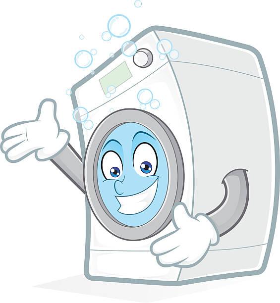 Clip Art Washing Machine ~ Cartoon washing machine pics ankaperla