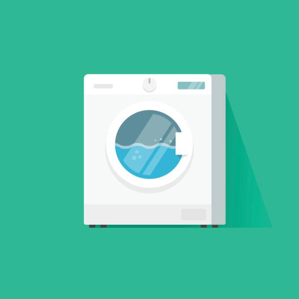 Best Washing Machine Illustrations, Royalty-Free Vector Graphics