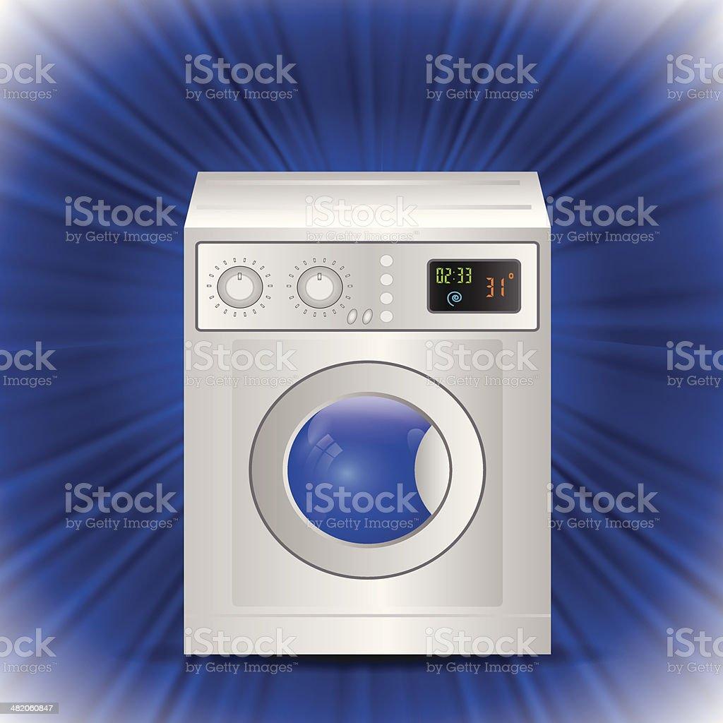 washing mashine royalty-free washing mashine stock vector art & more images of appliance