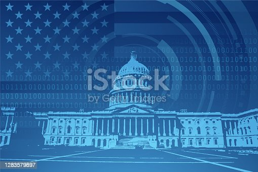 istock Washington DC background 1283579897