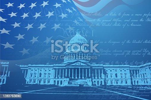 istock Washington DC background 1283763690