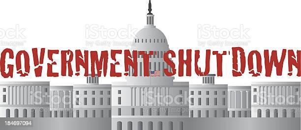 Washington dc capitol government shutdown text vector illustration vector id184697094?b=1&k=6&m=184697094&s=612x612&h=7klofnvvu9zpq94fnn d9zs5snyv06anyjfr2j4oyui=
