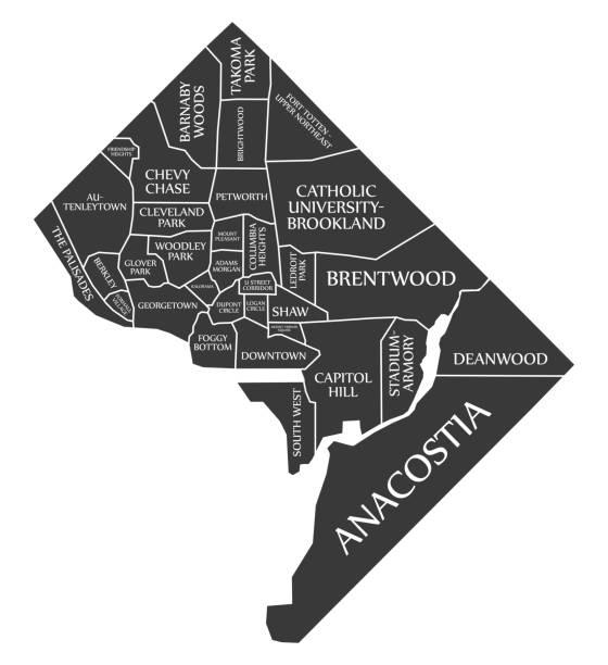 Top 60 Washington Dc Neighborhood Clip Art, Vector Graphics and ...