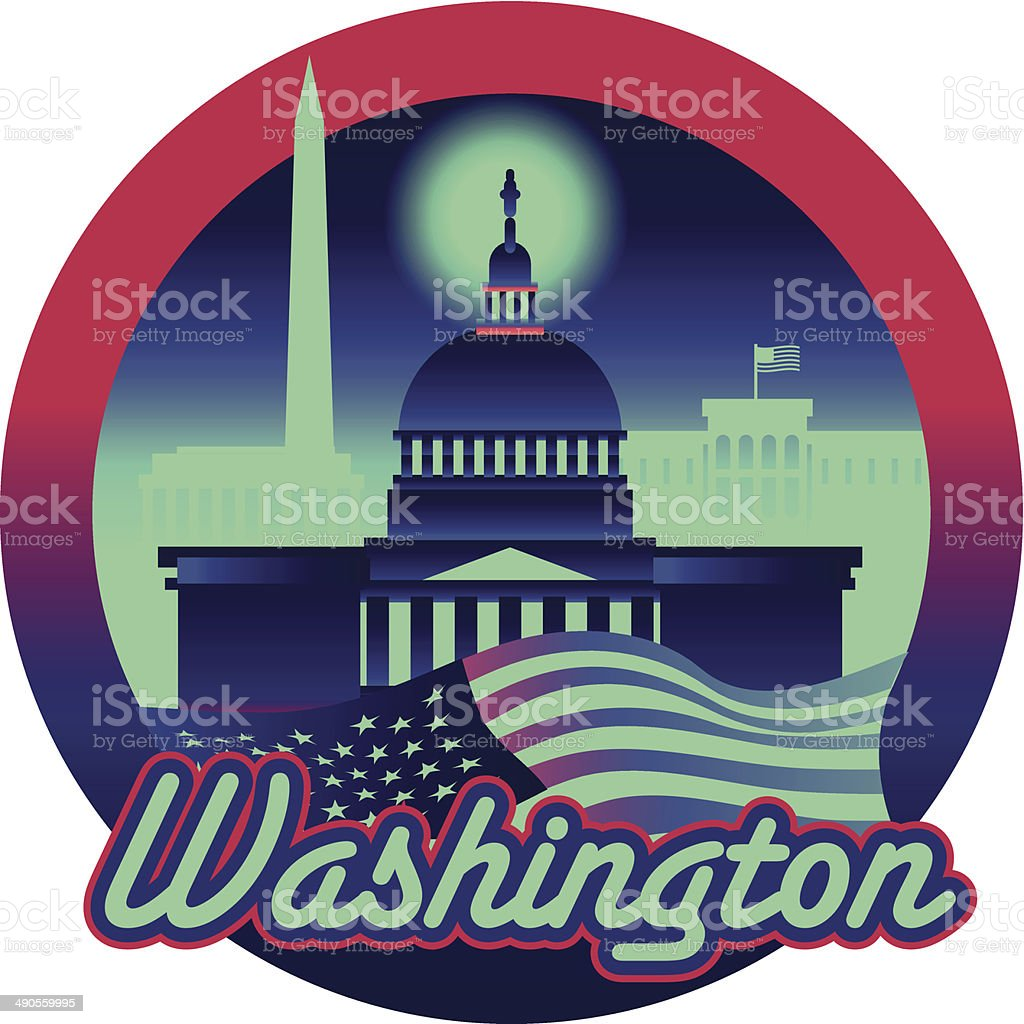 Washington dc symbol stock vector art more images of american washington dc symbol royalty free washington dc symbol stock vector art amp more images biocorpaavc