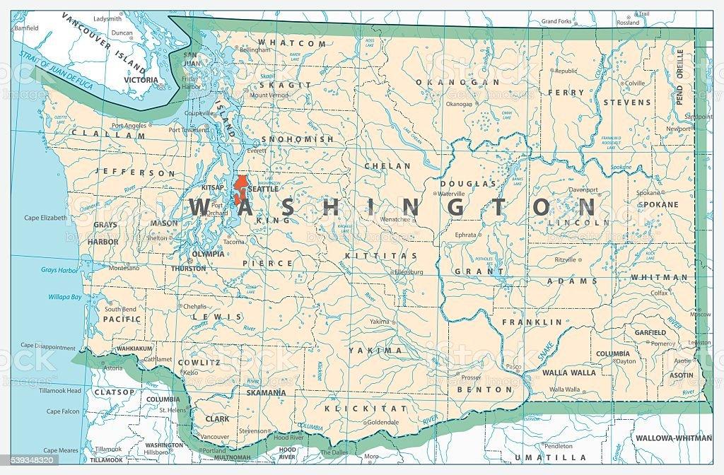 Us BundeГџtaat Washington