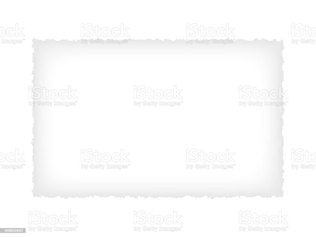 Residuos papel - arte vectorial de Anticuado libre de derechos