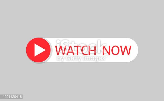istock Watch now button 1221420416