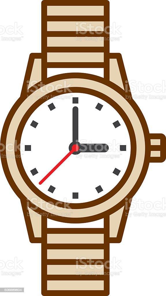 watch stock vector art more images of clock hand 506889604 istock rh istockphoto com watch victoria watch victoria season 1