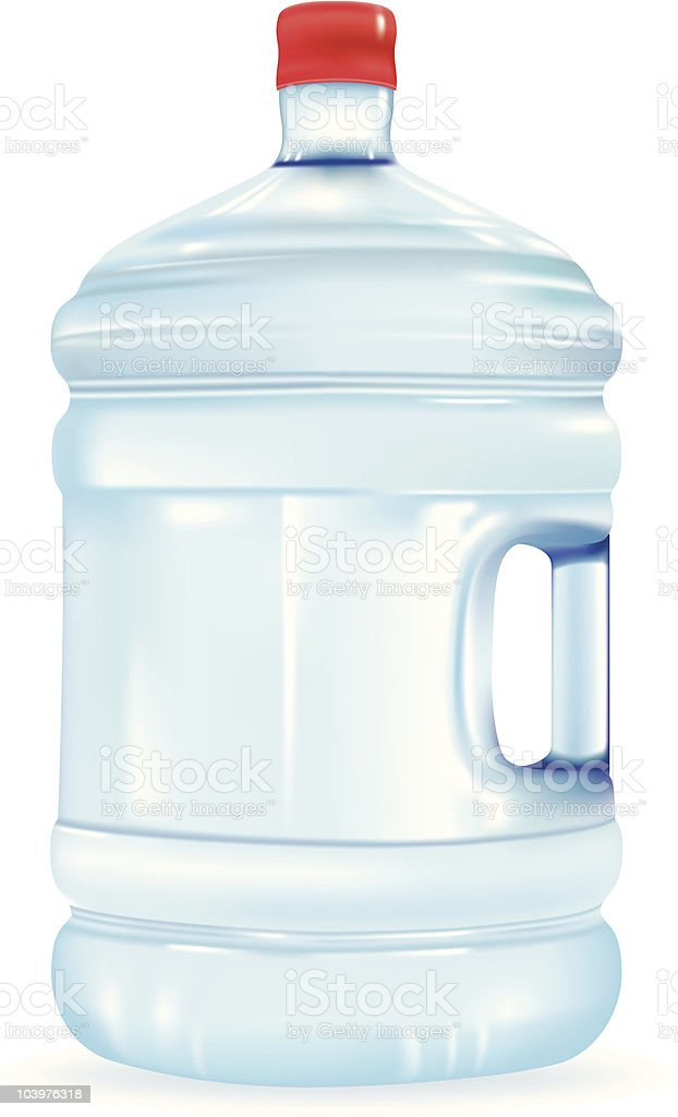 Water Bottle Stock Illustration - Download Image Now - iStock
