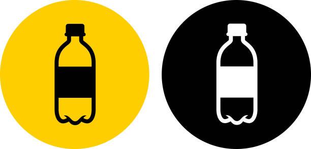 ウォーターボトルます。 - ペットボトル点のイラスト素材/クリップアート素材/マンガ素材/アイコン素材