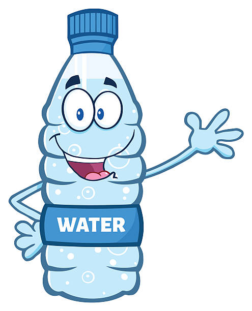 Cartoon Water Bottle Pictures Illustrations, Royalty-Free ...