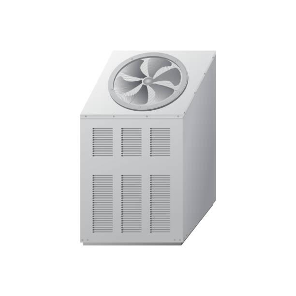 wasserkühler für die kühlung. - kondensation stock-grafiken, -clipart, -cartoons und -symbole