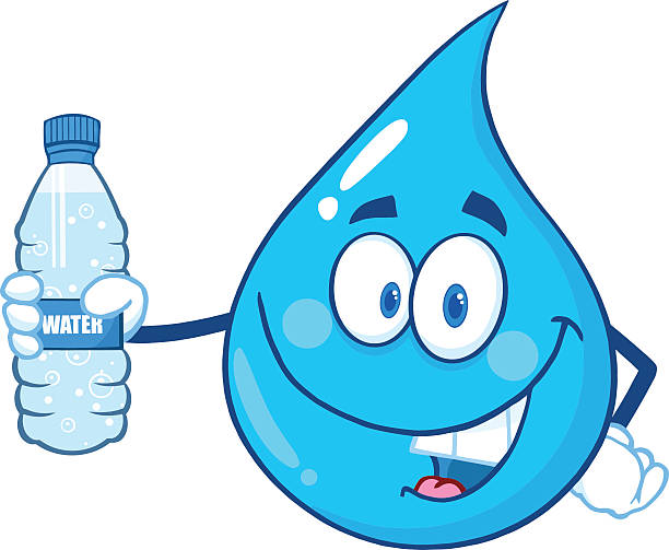 Best Cartoon Water Bottle Pictures Illustrations, Royalty ...
