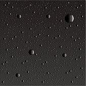 Vector Illustration of a backgroung pattern full with water drops of several sizes