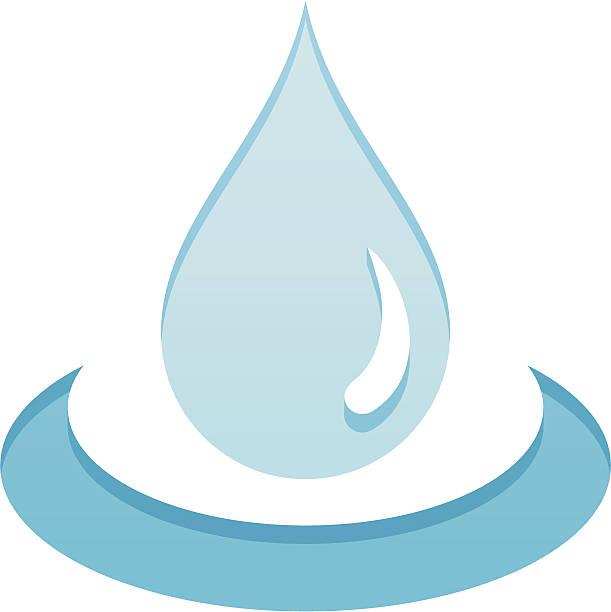 water drop - teardrop stock illustrations, clip art, cartoons, & icons