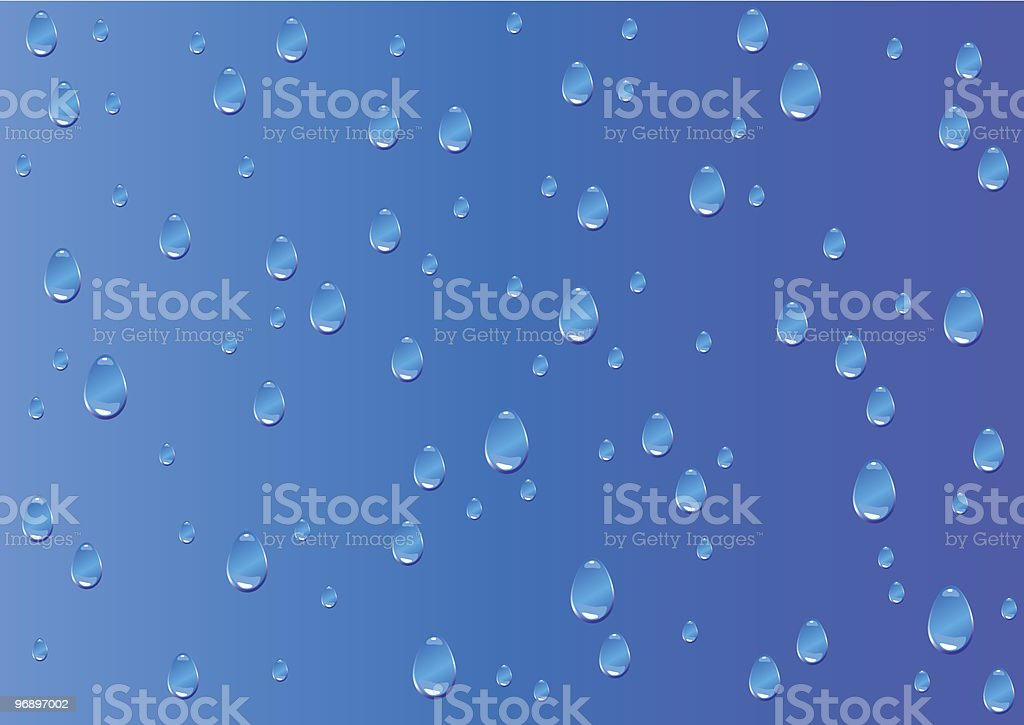 water drops royalty-free water drops stock vector art & more images of backgrounds